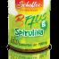 Frasco Spirulina 300mg Schefler